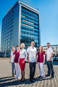 Kliniku Cellthera najdete ve 12. patře budovy Viennapoint v Brně na Vídeňské 119.