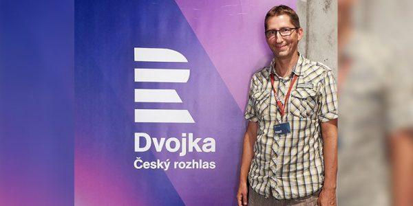 Profesor Jaroslav Michálek byl hostem pořadu Káva o čtvrté