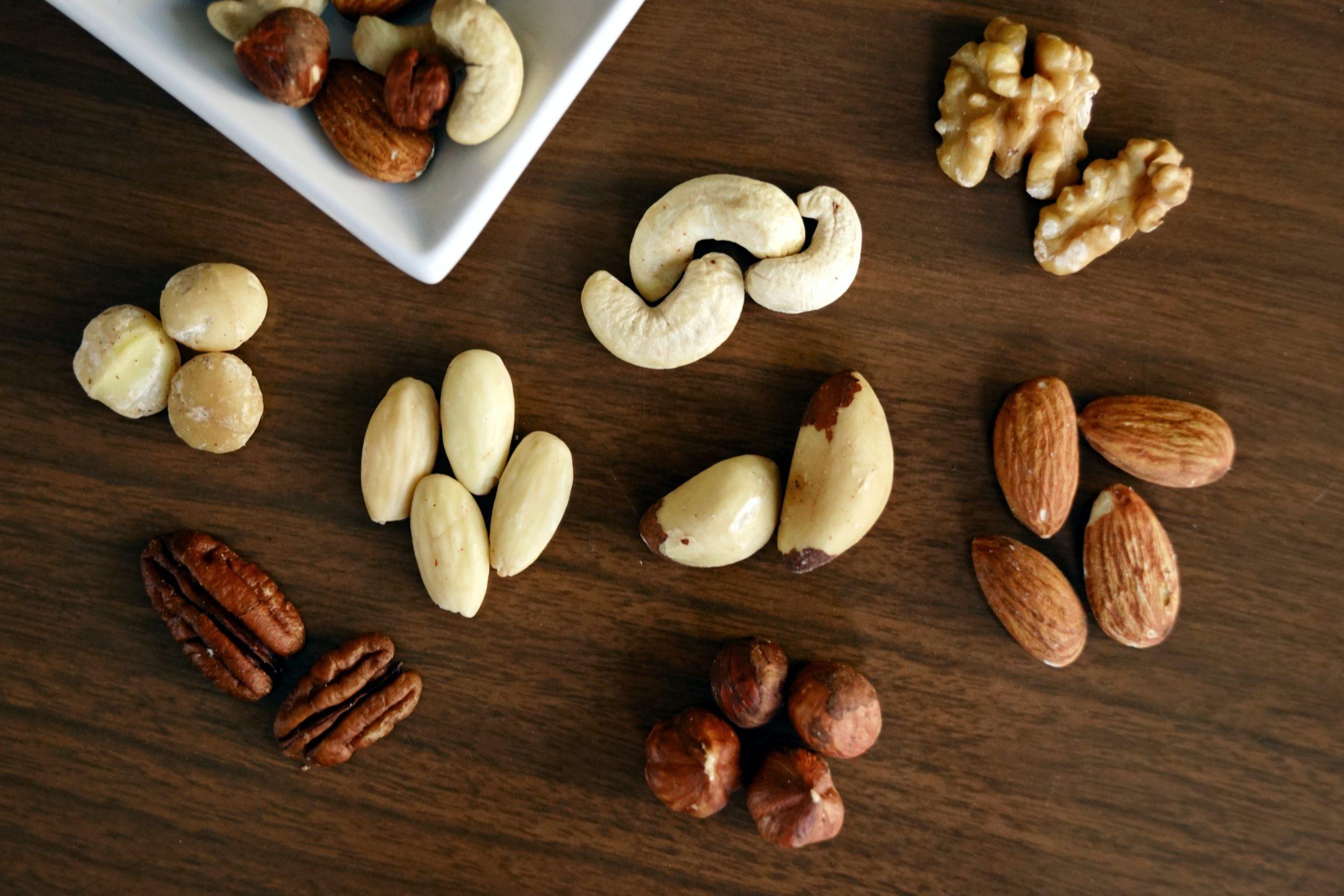 Ořechy ničí rakovinu
